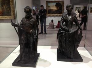 7 Henri IV et son épouse vers 1600