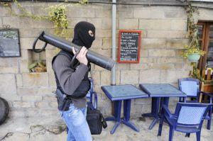 Policier à Tarnac