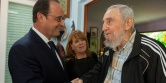 Cuba-Francois-Hollande-a-ete-recu-par-Fidel-Castro