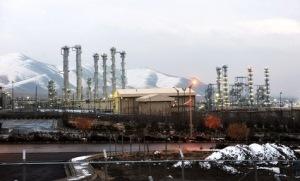 centrale nucléaire d'Arak