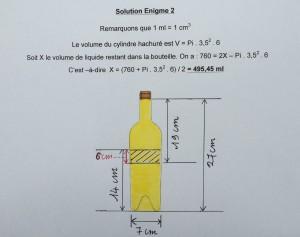 Solution Enigme 2