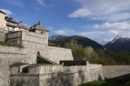 Les remparts (Vauban) de la vieille ville de Briançon