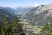 Bri et l'entrée de la Vallée de Nevache
