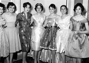 Femmes Syriennes dans les anneÌes 1960