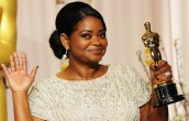 Octavia Spencer Oscars 2012