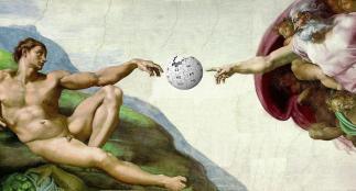 Wikipedia Creation d Adam