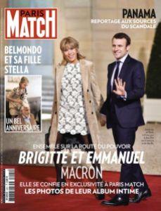 Couv Paris-Match