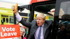 Boris Johnson Reuters