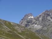 Vue sur le Pic Gaspard.