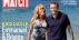 Macron Couv Maris Match 110816