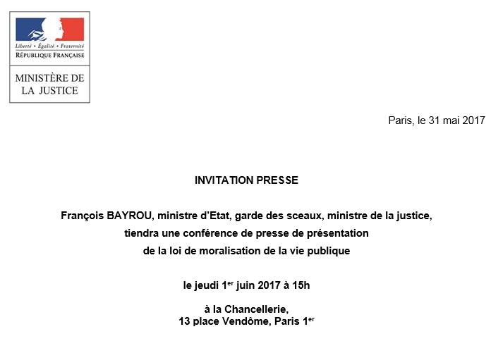 Et Il Parait Qu On A Moralise La Vie Politique Le Blog De Nathalie Mp